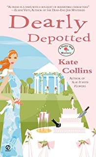 Dearly Depotted (Flower Shop Mysteries, No. 3)