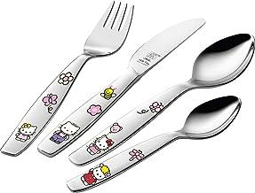 Zwilling Hello Kitty - Cuchillo cocina, acero inoxidable, 15 x 10 x 2 cm