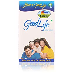 Nandini Good Life Toned Milk, 1L