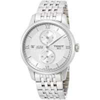 Deals on TISSOT Le Locle Automatic Silver Dial Mens Watch T0064281103802