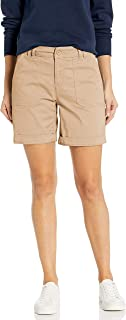Lee Women's Regular Fit Utility Chino Walkshort