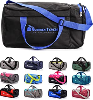 Meteor 20/40L Fitness Gym Duffel Bag Large Capacity Sports Travel Light Weight