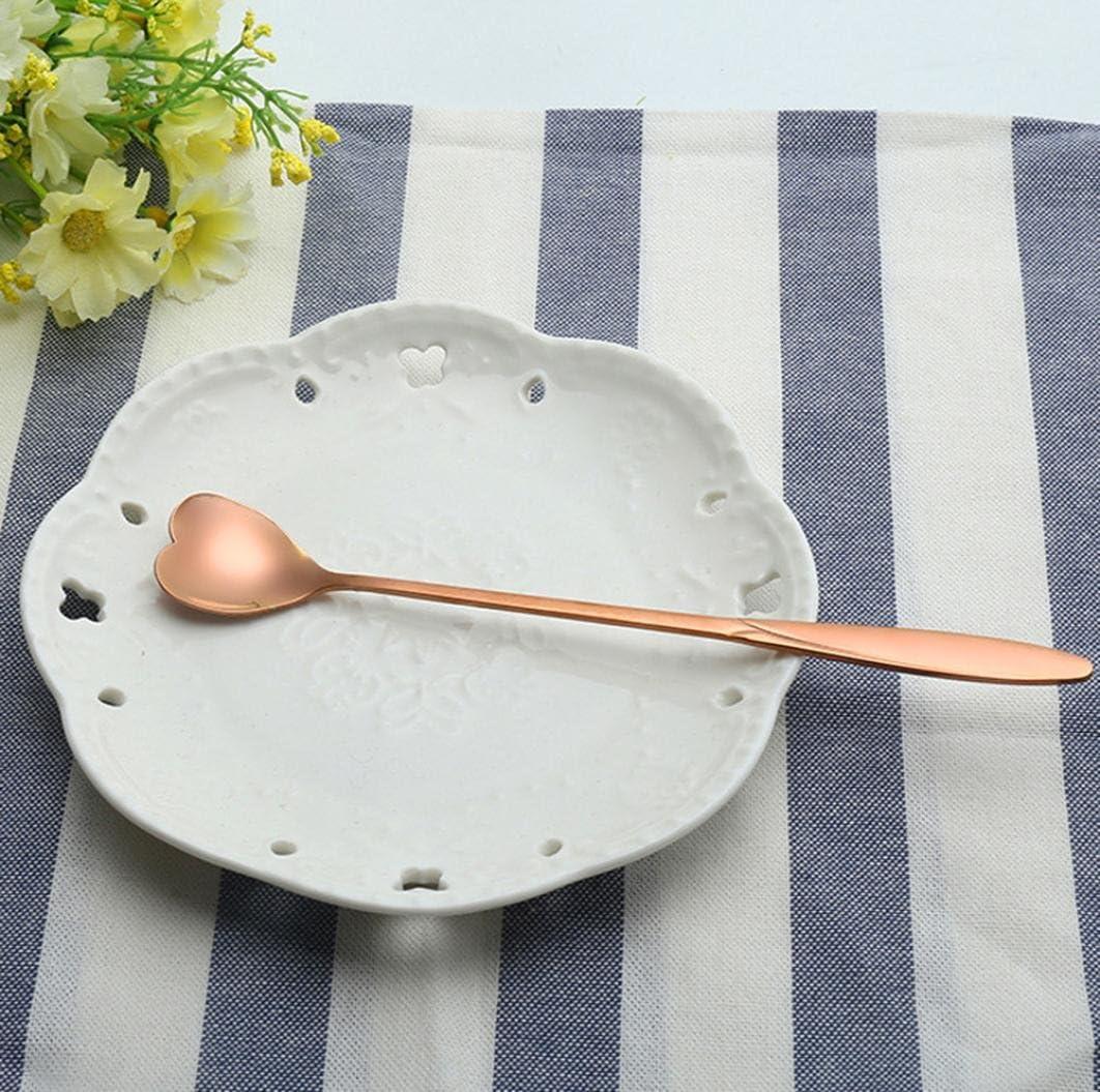 AMA TM Vintage San Diego Mall store Flower Shape Tea Condim Ladle Coffee Small Spoon