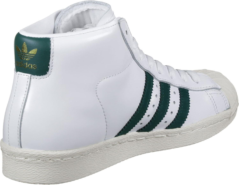 Adidas Pro Model 80s shoes Sneaker Bianco BB2248-BIANCO