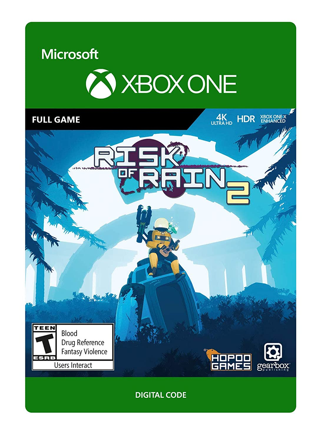 Risk of Rain 2 Standard Xbox - Ranking TOP12 Code Reservation Digital One