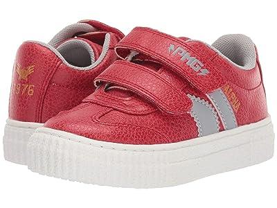 Primigi Kids PAA 44542 (Toddler/Little Kid/Big Kid) (Red/Grey) Boy