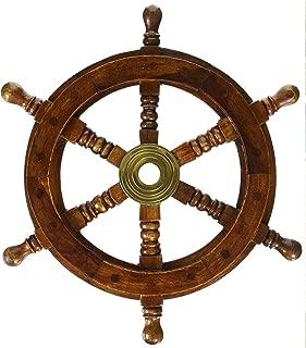 Best cardboard ship wheel Reviews