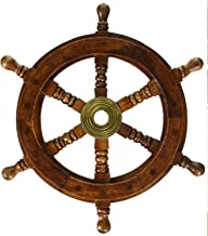 SAILORS SPECIAL SH 8760 Ship Wheel 12 inch, 12