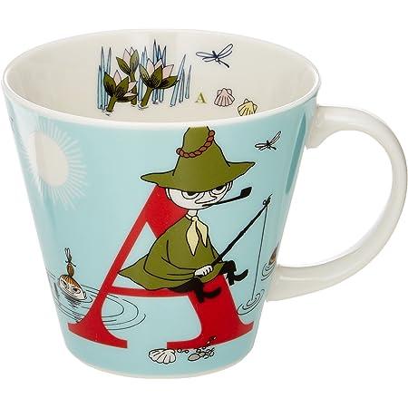 Moomin Valley Porcelain Initial Mug Cup /'J/' Yamaka Japan From Japan