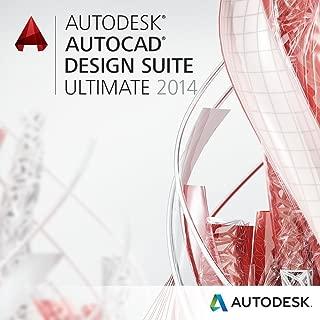 Autodesk AutoCAD Design Suite Ultimate 2014 Student Edition