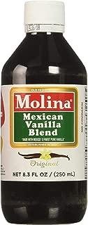 Molina Mexican Vanilla Blend Extract - Original, 8.3 Fl Oz