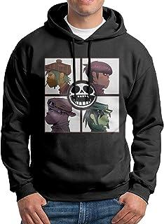"BriHutt Fashion Goril-Laz Dem-On Days Men""s Autumn and Winter Warm Hoodies Casual Long-Sleeved Sweaters Running Sweatshirts"