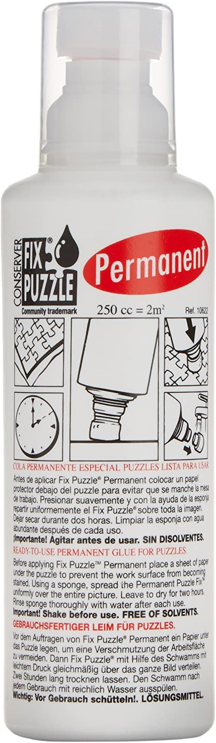 Educa 10622 Educa Permanent Fix Puzzle