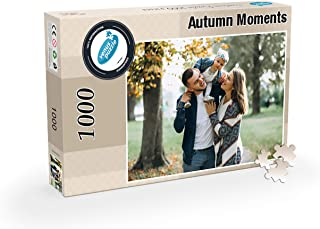 Custom Photo Puzzle with Your Image, Personalized Photo Jigsaw Puzzle 1000 Pieces
