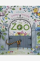 Peep Inside The Zoo Board book