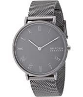 Hald Two-Hand Stainless Steel Mesh Watch