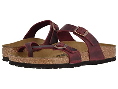 Birkenstock Mayari (Zinfandel Oiled Leather) Women
