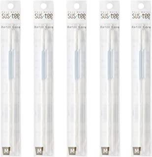Sustee Aquameter, Moisture Sensor Refills, Bundle of 10 Core Inserts (5 Packs of 2 ) - Medium