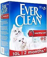 Ever Clean Multiple Cat Kedi Kumu, 10 lt