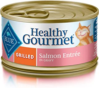 Blue Buffalo Healthy Gourmet Natural Adult Wet Cat Food