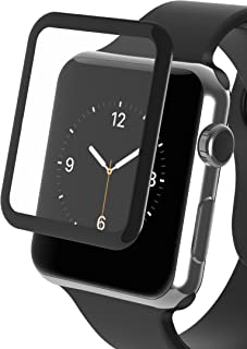 ZAGG InvisibleShield Luxe Screen Protector for Apple Watch Series 2 (42mm) - Black