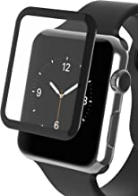 ZAGG InvisibleShield Luxe Screen Protector for Apple Watch Series 1 (42mm) - Black