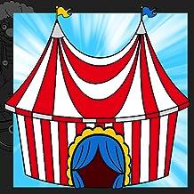 Libro de colorear circo