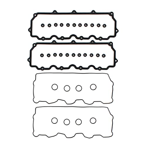 CNS ET79180 Engine Valve Cover Gasket Set Complete Set for Ford E-Series / F