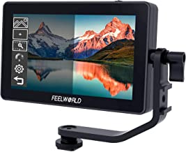 FEELWORLD F6 Plus 5.5 inch DSLR Camera Field Touch Screen...