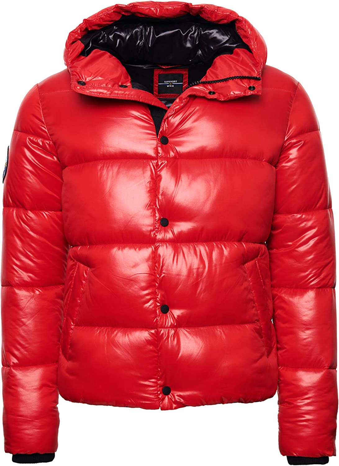 Superdry High Max 85% OFF Shine Padded We OFFer at cheap prices Jacket