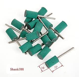 Rubber Polishing Burrs KangTeer 30 pcs 1/8