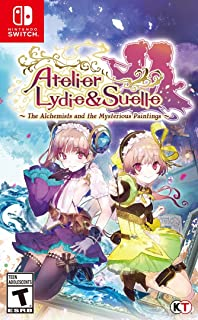 Atelier Lydie & Suelle: The Alchemists & The Mysterious Paintings (輸入版:北米) - Switch - XboxOne