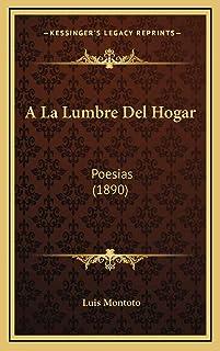 A La Lumbre Del Hogar: Poesias (1890)