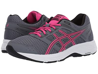 ASICS GEL-Contend(r) 5 (Metropolis/Fuchsia Purple) Women