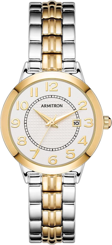 Finally resale start Armitron Dress Watch Sales of SALE items from new works Model: 75 5695SVTT