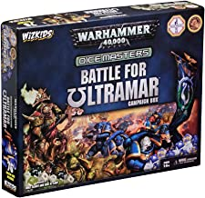 Wizkids CMG Warhammer 40000 Dice Masters Battle for Ultramar Campaign Box