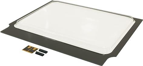 Bosch 00478073 - Placa de vidrio para hornos y fogones Siemens Neff