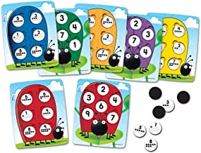 Learning Resources 10 on the Spot, Ten Frame Game