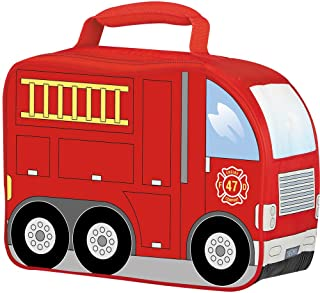Thermos Novelty Soft Lunch Kits Firetruck Firetruck