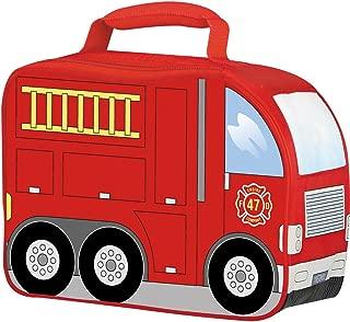 fireman lunch box