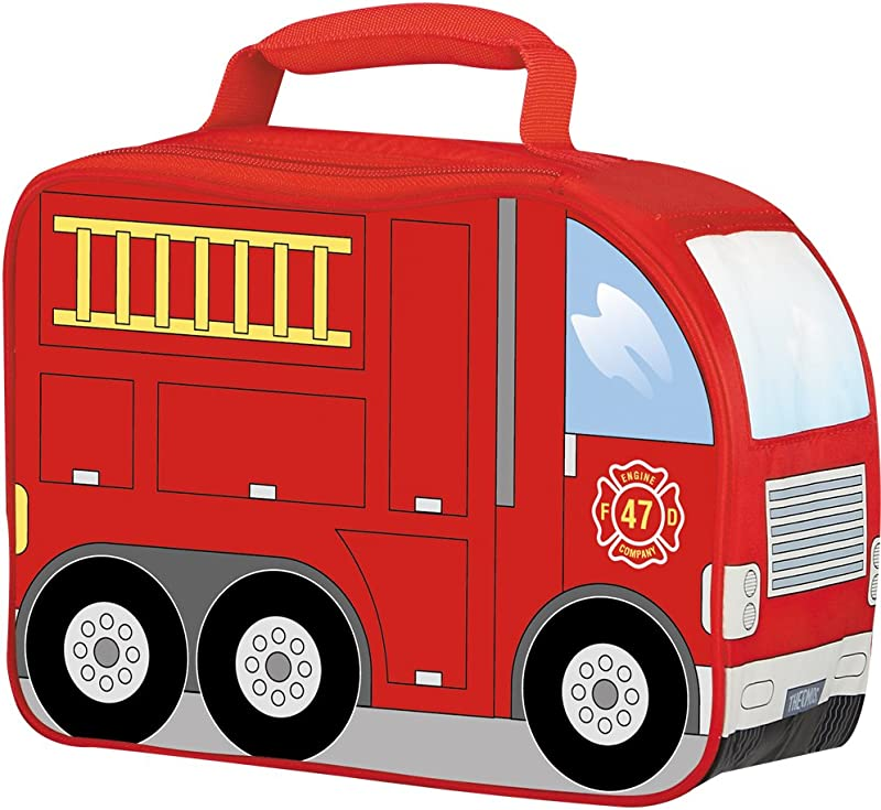Thermos Novelty Soft Lunch Kit Firetruck