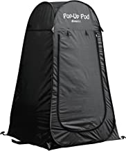 GigaTent Privacy Portable pop up pod for Camping, Biking, Toilet, Shower, Beach and..