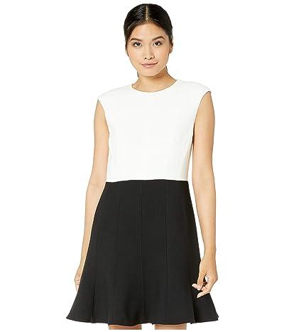 Kate Spade New York Color-Block Dress (Black) Women