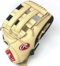Rawlings Heart of The Hide PRO3030 Baseball Glove Camel Black 12.75 Right Hand Throw