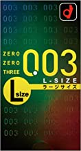 Japan Products OKAMOTO Condoms Lage size 0.03mm Real Fit 10pice