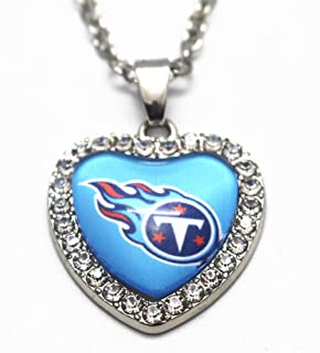 Best tennessee titans necklace Reviews