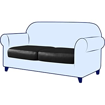 124 Seats Stretchy Sofa Seat Cushion Protector Cover Couch Slipcovers
