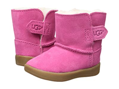 UGG Kids Keelan (Infant/Toddler) (Pink Azalea) Girls Shoes