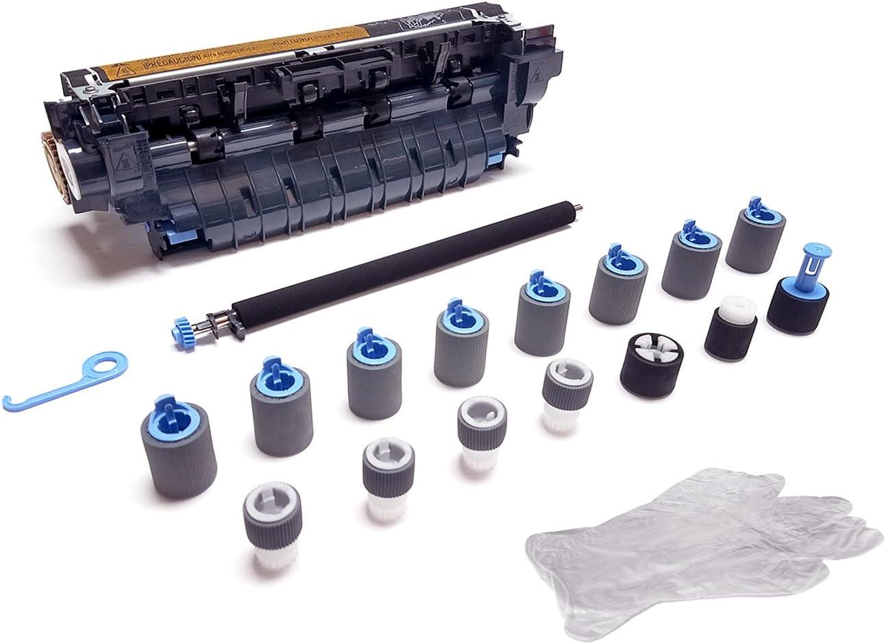 Altru Print CE731A-MK-DLX-AP (CE731-67901, CE502-67909) Deluxe Maintenance Kit for HP Laserjet Enterprise M4555 (110V) Includes RM1-7395 (CE502-67909) Fuser, Transfer Roller & Tray 1-5 Rollers