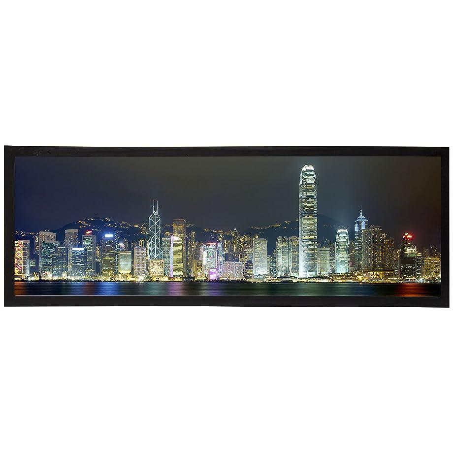 Neil Enterprises, Inc Black Panoramic Picture Frame (24